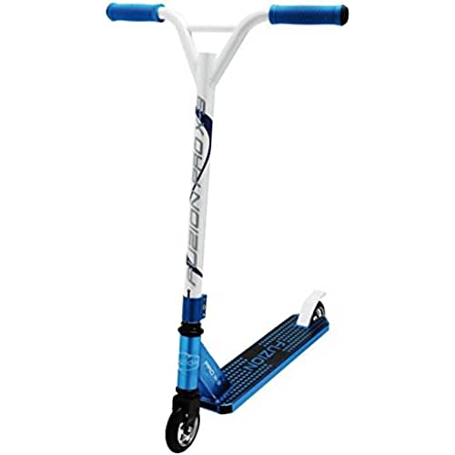 ideas regalos para comuniones kawaii City Scooter Fuzion Pro X-3 Blue Alu negro/azul