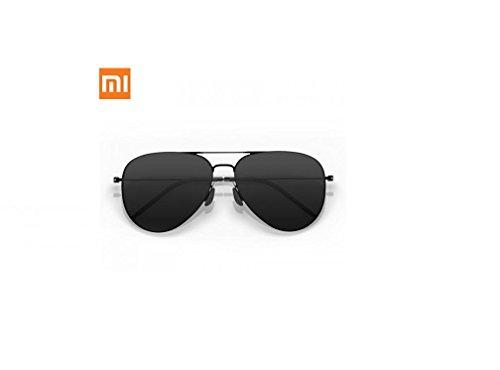 Preisvergleich Produktbild Turok Steinhardt by Xiaomi Herren Sonnenbrille Schwarz schwarz
