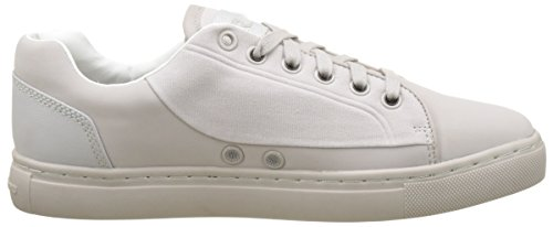 G-STAR RAW Thec Low, Sneakers Basses Femme Gris (Gs Grey 1260)