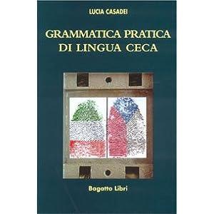Grammatica pratica della lingua ceca