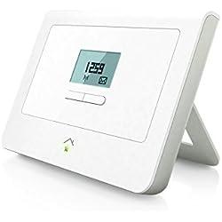 innogy SE SmartHome Zentrale / SmartHome Steuerung, App-Steuerung(auch über Amazon Echo/Alexa), sichere Datenverschlüsselung, für alle innogy SmartHome Geräte, unabhängig vom Stromanbieter, 10267411