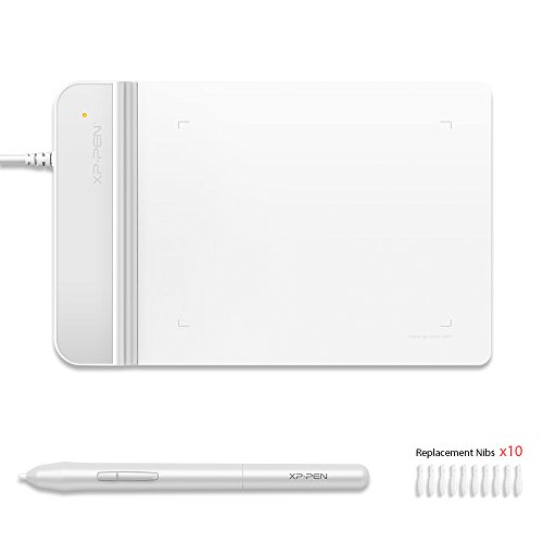 XP-Pen G430 4x3 inch osu Graphics Tablet Battery-free Drawing Digital Pen