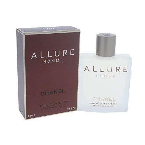 Chanel Allure Homme Men, After Shave Lotion, 1er Pack (1 x 100 ml)