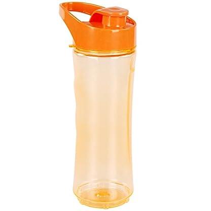 Standmixer-Haushaltsmixer-Mixer-Haushalts-Mixer-H-ca-1138-cm-mit-300-Watt-in-Orange-oder-Grn-mit-1-Mixbecher-inkl-Deckel