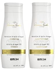 Duo shampoing & après-shampoing premium keratin caviar