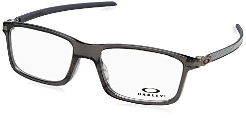 Ray-Ban Herren 0OX8092 Brillengestelle, Braun (Grey Smoke), 54