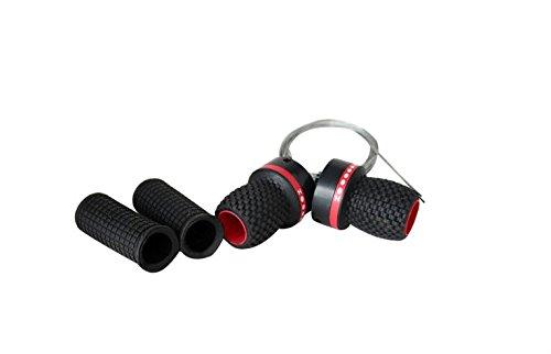 Preisvergleich Produktbild tykusm Bike Bicycle Gear Shift Hebel Griff Zubehör Übertragung (schwarz)