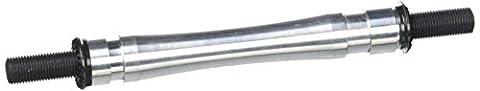 Zipp Achse Kit High Flansch für Track Hubs Front, 11.2015.034.000, unisex, High Flange Track Hubs Rear, grau