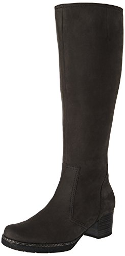 Gabor Shoes Damen Comfort Basic Stiefel, Grau (Dkgrey(S.S/A.F/Mi), 38 EU