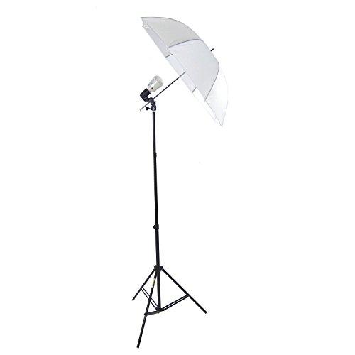 Studioblitz Studioset Profi DynaSun FLS60 Studioleuchte Synchroblitz Synchronblitzlampe + Blitzbirne