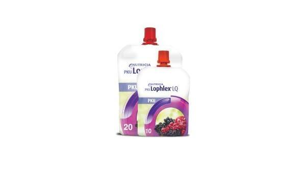 Nutricia PKU Lophlex LQ 10 Juicy Berry x 30: Amazon co uk