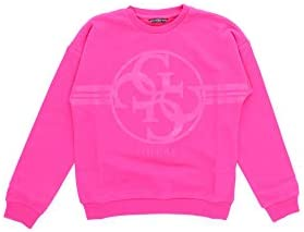 Guess J01Q02K82T0 Sudadera Chica Fucsia 10A