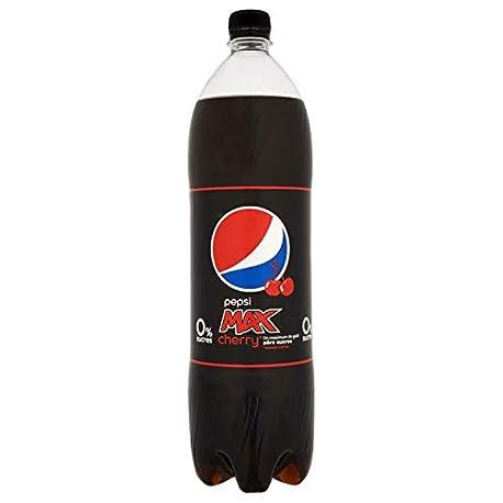 Pepsi Max Cherry 1 5L lot de 12