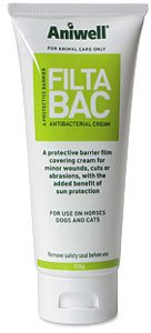 (Aniwell) FiltaBac Antibacterial Sunblock for Animals 220g