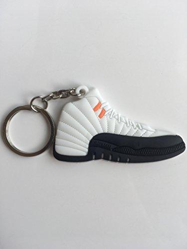 Jordan Retro 12Taxi Sneaker Schlüsselanhänger Schuhe Schlüsselanhänger AJ 23OG