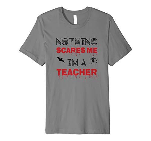 (Nichts mir Angst I 'm a Teacher Halloween Tshirt)