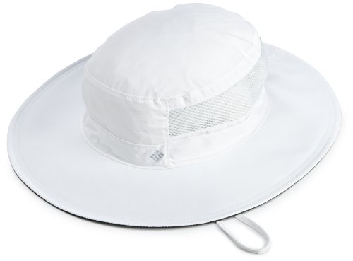 Columbia Bora Bora Booney II Sun Hats, White, One Size by Columbia (Weiße Zylinder Shade)