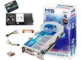 HIS ATI Radeo HD6970 IceQ Turbo Grafikkarte (PCI-e, 2GB, DDR5 Speicher, Dual Link DVI, HDMI)
