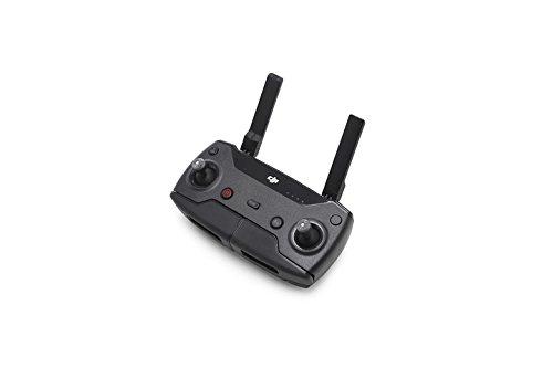 DJI - Control remoto para Spark, batería integrada, distancia máxima de 2 km - Color negro