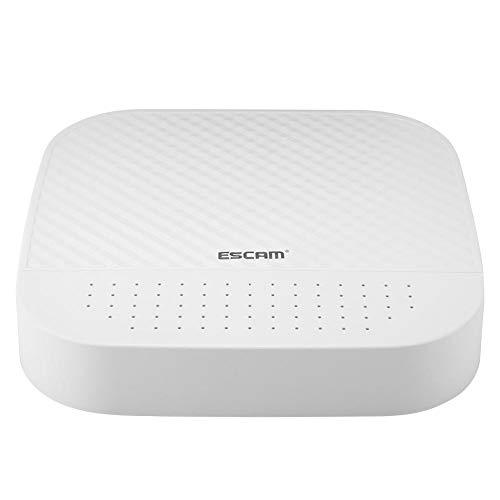 Videoregistratore di rete WiFi 1080P con canale cloud 2 canali per sistema di telecamere IP(EU)