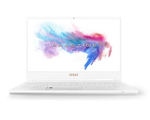 MSI P65 8RF-451 Creator i7 15.6 inch SSD White