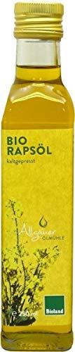 Allgäuer Ölmühle - Allgäuer Bio Rapsöl - 250 ml