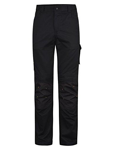 00dbe086ea286 HARD LAND Pantalones De Trabajo para Hombres Ripstop Straight Fit Pantalones  De Cargo para Exteriores con