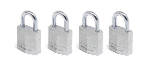 master-lock-9120eurqnop-20mm-aluminium-padlocks-four-pack-keyed-alike