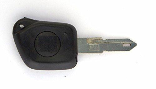 KLEMAX Coque de clé Adaptable pour Peugeot 405 1 Bouton référence: PSA17C