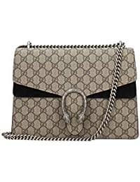 Gucci Bolsos de hombro Mujer - Tejido (403348KHNRN)