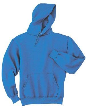 Jerzees Herren Sweatshirt Blau Blau X-Large Gr. Small, True Royal Jerzees 4997 Hoodie Sweatshirt