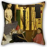 alphadecor-oil-painting-simon-marmion-the-mass-of-st-gregory-pillow-covers-16-x-16-inches-40-by-40-c
