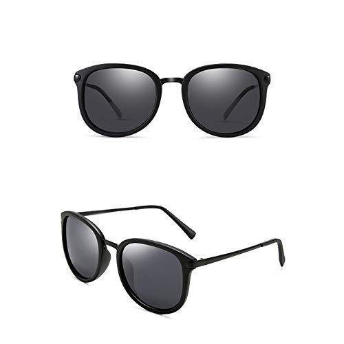 XLCZ Entspiegelte Sonnenbrille/polarisierter Sportspiegel/UV-Brille/runde Farbbrille/Komfortables Ultraleicht- / Golf-Baseballreiten