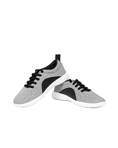 Beonza-Women-Supersoft-Grey-Running-Sports-Shoes