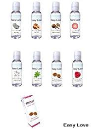Massage et Lubrifiant Easy 2 en 1 Love Menthe 50 ml