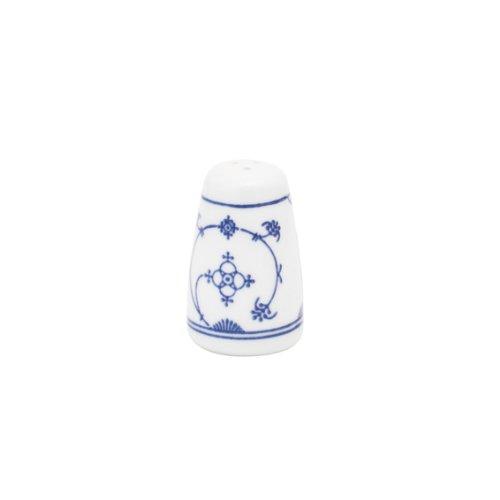 Kahla - Porcelaine pour les Sens 437500A75019X Saks Tradition Salière Bleu/Blanc 4,5 x 7 cm