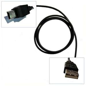mumbi USB Datenkabel für ältere Nokia wie DKE-2