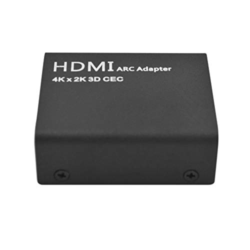 FDBF New HDMI Arc Adapter to HDMI + Optical/Toslink Audio Converter 4K 1080P CEC