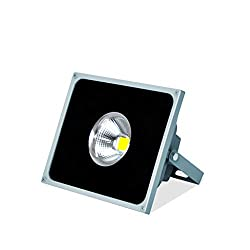 Csndice Home Floodlight,LED Outdoor Highlight Concentrating Waterproof Lightning Protection Floodlight Stadium Site Square Advertising Spotlights IP66/65 (color : Warm light, Size : 400W)