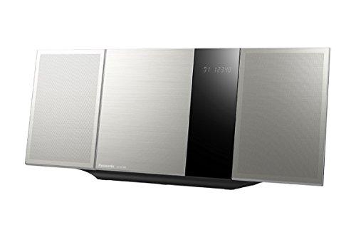 Panasonic SC-HC395EG-S Midi set Negro, Gris sistema de audio para el hogar -...