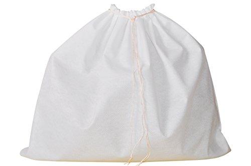 Staubbeutel für Lederhandtaschen [Set mit 6], Schuhe, Handschuhe, Gürtel und Accessoires, Zuziehbeutel, Kordelzug (Kordelzug Gürtel)