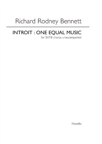 one-equal-music-vocal-score