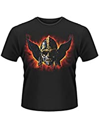 "Alchemy ""Ravenhead"" Ladies Black T-Shirt"