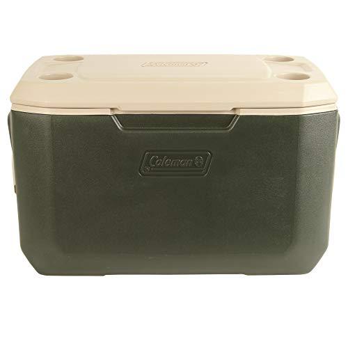 Coleman 70-quart xtreme - borsa frigo resistente per 5 giorni, colore: verde scuro