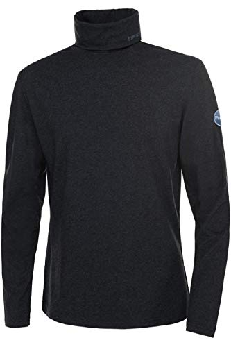 Pikeur Mens Simon Polo Neck Pullover Top Anthracite Mens Size - S