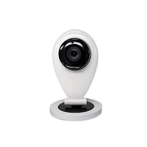 Netzwerk P2P WIFI IP Kamera / Wireless HD Netzwerk Kamera, 3D Stereo Monitoring / Alarm Home Security Netzwerk Kamera Solar-monitoring-system