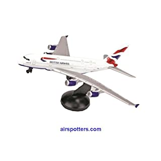 Aviation toy British Airways Airbus A380 Toy Plane