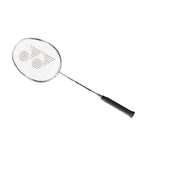 Yonex Arcsaber 7 Badminton Racquet, 3U-G4 (Shine Silver)