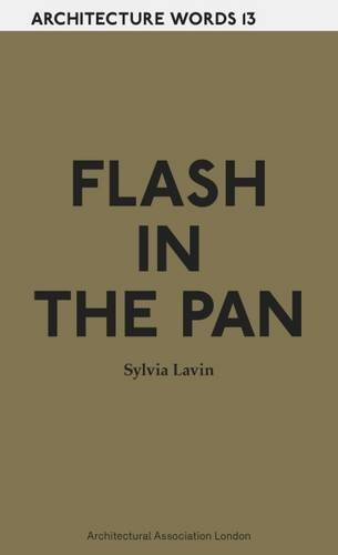 Flash in the Pan (Architecture Words) by Sylvia Lavin (2015-07-01)