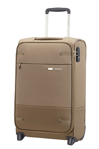 Samsonite - Base Boost Upright 55 cm, Length 35 cm, Walnut